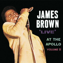 'Live' At The Apollo (Vol. II) - James Brown & The Famous Flames