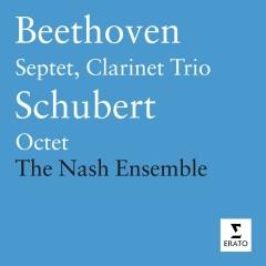 Beethoven - Septet; Clarinet Trio / Schubert - Octet - Nash Ensemble