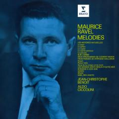 Ravel: Mélodies - Jean-Christophe Benoit, Aldo Ciccolini