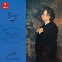 Grieg: Pìeces lyriques, Sonate, Op. 7 & Ballade, Op. 24 - Aldo Ciccolini