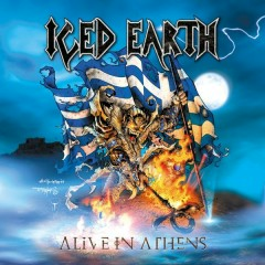 Alive In Athens (Live) - Iced Earth