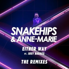 Either Way (The Remixes) - Snakehips, Anne-Marie, Joey BADA$$