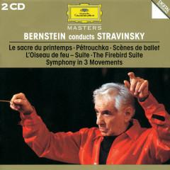 Bernstein conducts Stravinsky - Israel Philharmonic Orchestra, Leonard Bernstein