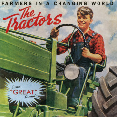 Farmers In a Changing World - The Tractors