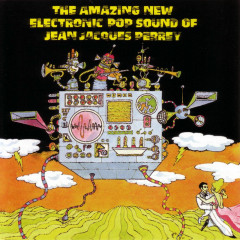 Amazing Electronic Pop Sound Of - Jean Jacques Perrey