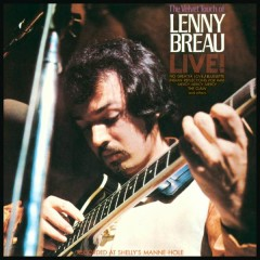 The Velvet Touch of Lenny Breau - Live!