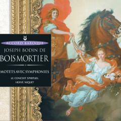 Boismortier: Motets avec Symphonies - Veronique Gens, Jean-Paul Fouchécourt, Marcos Loureiro de Sa, Peter Harvey, Kevin Mallon