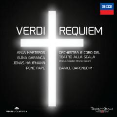 Verdi: Requiem - Anja Harteros, Elina Garanca, Jonas Kaufmann, René Pape, Coro del Teatro alla Scala di Milano