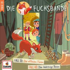 020/Fall 39: Die offenen Türen / Fall 40: Der blättrige Besen - Die Fuchsbande