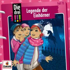 073/Legende der Einhörner - Die drei !!!