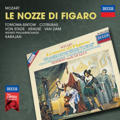 Mozart: Le Nozze di Figaro - Anna Tomowa-Sintow, Ileana Cotrubas, Frederica von Stade, Tom Krause, José van Dam