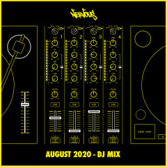 Nervous August 2020 (DJ Mix) - Various Artists
