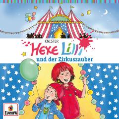 003/und der Zirkuszauber - Hexe Lilli