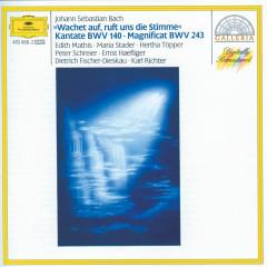 Bach, J.S.: Cantata BWV 140, Magnificat BWV 243 - Maria Stader, Hertha Töpper, Ernst Haefliger, Dietrich Fischer-Dieskau, Münchener Bach-Chor