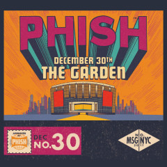 Phish: 12/30/17 Madison Square Garden, New York, NY (Live) - Phish