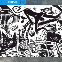 LivePhish, Vol. 20 12/29/94 (Providence Civic Center, Providence, RI) - Phish