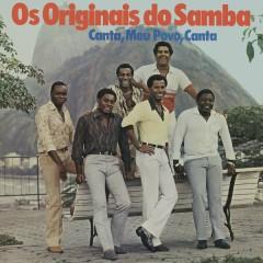 Canta, Meu Povo, Canta - Os Originais Do Samba