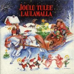 Joulu tulee laulamalla - Inka Kuoppamäki, Jukka Kuoppamäki, Eeva-Leena Sariola
