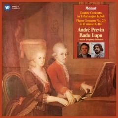 Mozart: Concerto for Two Pianos, K. 365 & Piano Concerto No. 20, K. 466 - Andre Previn, Radu Lupu