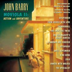 Moviola II: Action And Adventure - John Barry