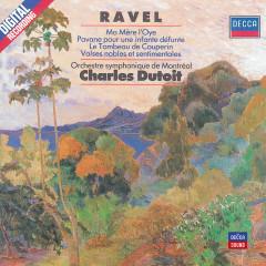Ravel: Ma Mère L'Oye; Pavane pour une Infante Défunte - Orchestre Symphonique de Montreál, Charles Dutoit