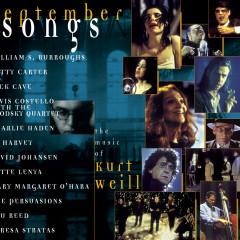 Kurt Weill: September Songs - Various Artists