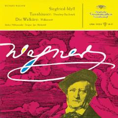 Wagner: Orchestral Works (Igor Markevitch – The Deutsche Grammophon Legacy: Volume 14)