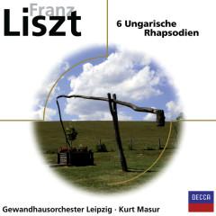 Liszt: Ungarische Rhapsodien (Eloquence) - Gewandhausorchester Leipzig, Kurt Masur