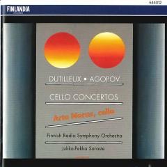Dutilleux / Agopov : Cello Concertos - Arto Noras, Finnish Radio Symphony Orchestra