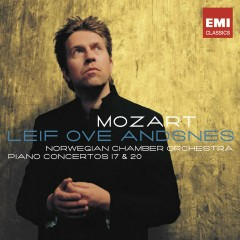 Mozart: Piano Concertos 17 & 20 - Leif Ove Andsnes, Norwegian Chamber Orchestra