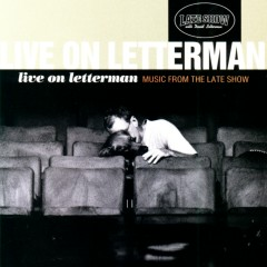 Live On Letterman-Music From The Late Show - Various Artists