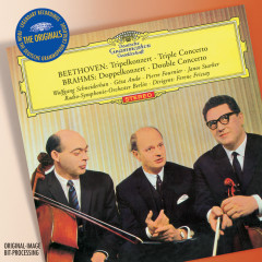 Beethoven: Triple Concerto / Brahms: Double Concerto - Ferenc Fricsay