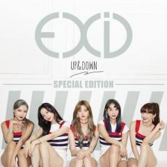 Up & Down (Japanese Version) (Single)