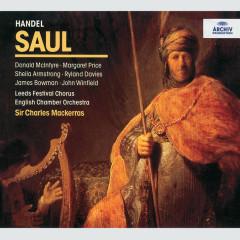 Handel: Saul - English Chamber Orchestra, Sir Charles Mackerras