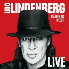 Stärker als die Zeit LIVE (Deluxe Version) - Udo Lindenberg