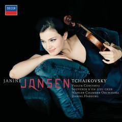 Tchaikovsky: Violin Concerto - Janine Jansen, Mahler Chamber Orchestra, Daniel Harding