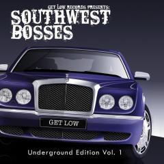 G Bundle Presents: Southwest Bosses Vol. 1 - Various Artists