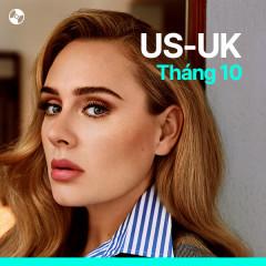US-UK Tháng 10/2021 - Adele, Justin Bieber, Jesy Nelson, Nicki Minaj