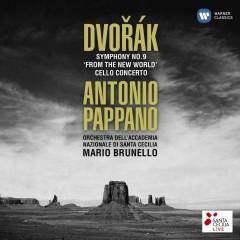 Dvorak: Symphony No.9 & Cello Concerto - Antonio Pappano
