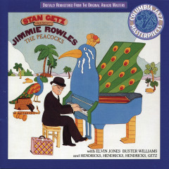 The Peacocks - Stan Getz, Jimmy Rowles