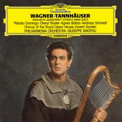 Wagner: Tannhäuser - Highlights - Matti Salminen, Placido Domingo, Cheryl Studer, Agnes Baltsa, Kurt Rydl