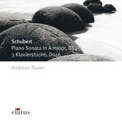 Schubert : Piano Sonata No.16 & 3 Impromptus D946  -  Elatus - Andreas Staier