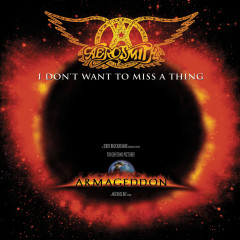 I Don't Want To Miss A Thing EP - Aerosmith
