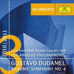 Brahms: Symphony No.4 (Live At Walt Disney Concert Hall, Los Angeles / 2011) - Los Angeles Philharmonic, Gustavo Dudamel