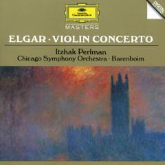 Elgar: Violin Concerto / Chausson: Poème - Itzhak Perlman, Daniel Barenboim, Zubin Mehta