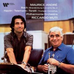 Bach: Brandenburg Concerto No. 2 - Haydn, Telemann & Torelli: Trumpet Concertos - Maurice Andre, Philharmonia Orchestra, Riccardo Muti