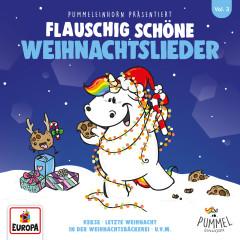 Pummeleinhorn präsentiert flauschig schöne Weihnachtslieder - Lena, Felix & die Kita-Kids