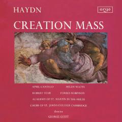 Haydn: Creation Mass - George Guest, April Cantelo, Helen Watts, Robert Tear, Forbes Robinson