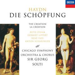 Haydn: Die Schöpfung (The Creation) - Sir Georg Solti, Ruth Ziesak, Herbert Lippert, René Pape, Anton Scharinger