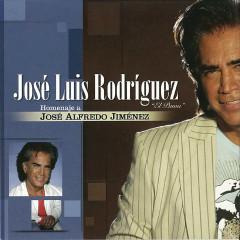 Homenaje a José Alfredo Jiménez - José Luis Rodriguez